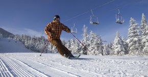 Auditor says Vermont should charge ski resorts more for use of state lands